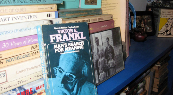 What Viktor Frankl can teach us